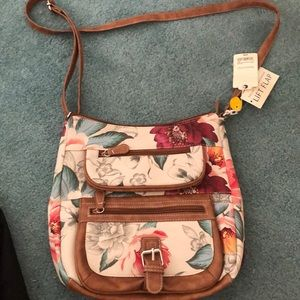 High quality St Johns Bay purse with many feature
